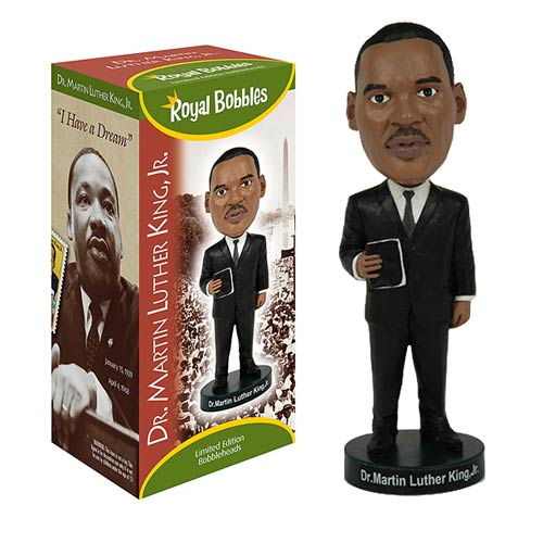 Martin Luther King Jr. Bobble Head