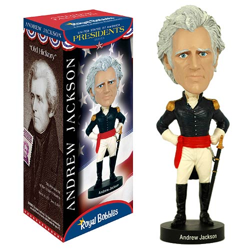 Andrew Jackson Bobble Head