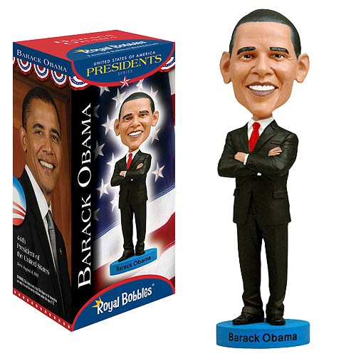 Barack Obama Bobble Head