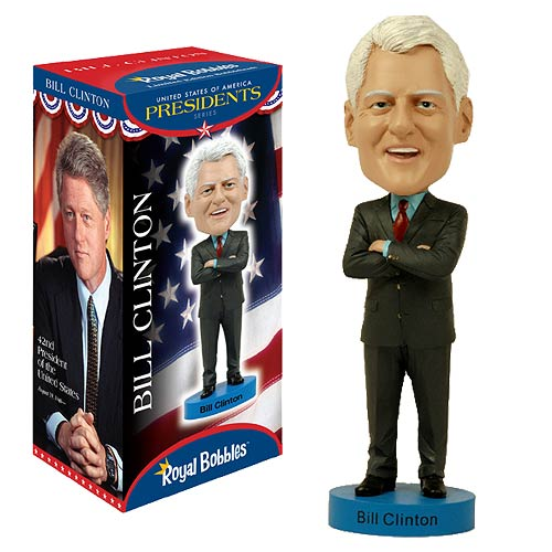 Bill Clinton Bobble Head