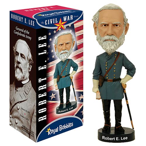 Robert E. Lee Bobble Head