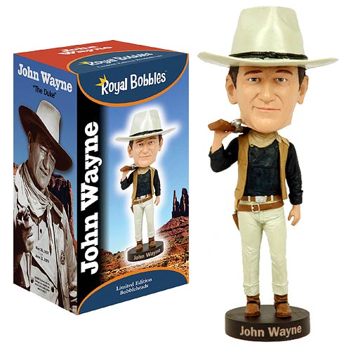 John Wayne Bobble Head