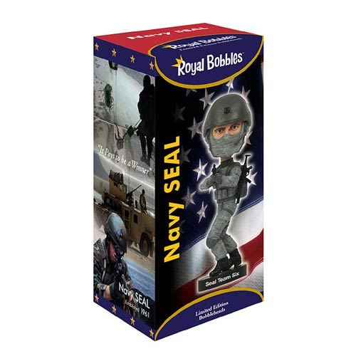 Navy Seal Team Six Bobble Head