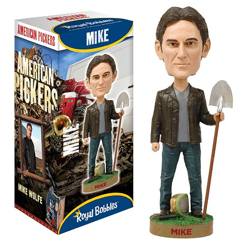American Pickers Mike Wolfe Bobble Head