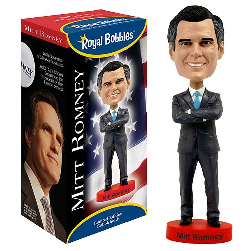 Mitt Romney Bobble Head