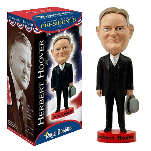 Herbert Hoover Bobble Head