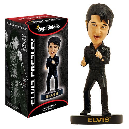 Elvis Presley 1968 Comeback Tour Bobble Head