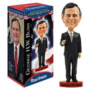 George H. W. Bush Bobble Head