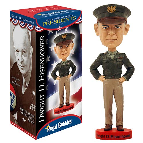 Dwight D. Eisenhower Bobble Head