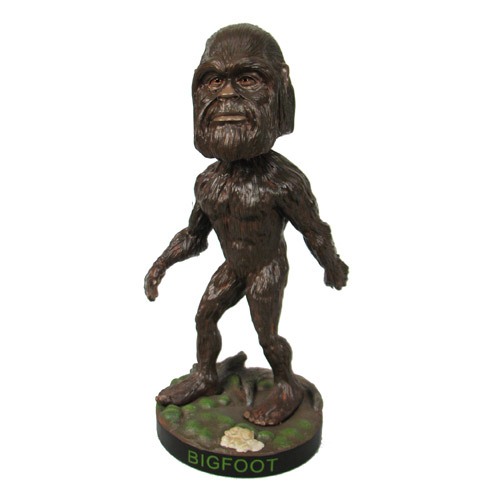 Bigfoot Bobble Head