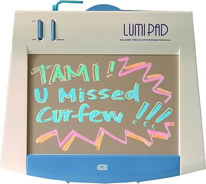 Lumi Pad 10-inch Electronic Message Pad