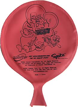 Ren & Stimpy: Whoopee Cushion