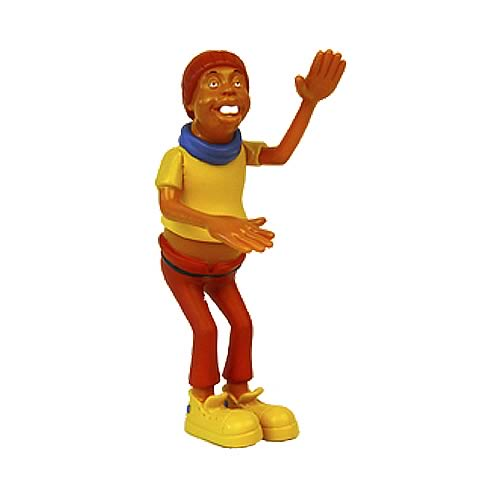 Toys For Fat : Fat albert mush mouth inch vinyl figure sababa toys