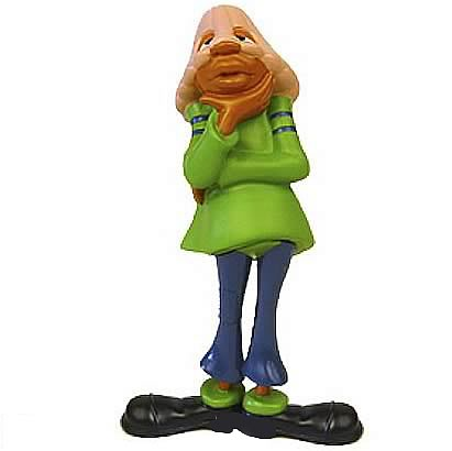 Fat Albert Dumb Donald 6-inch Vinyl Figure