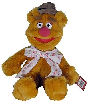 The Muppets Fozzie Bear 18-Inch Plush