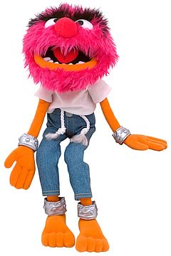 The Muppets Animal 18-Inch Plush