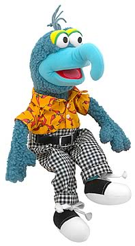 The Muppets Gonzo 18-Inch Plush