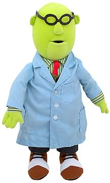 The Muppets: Dr. Honeydew 13-inch Plush