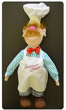 The Muppets: Swedish Chef 20-inch Plush