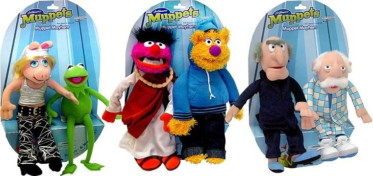 Muppets Parody 2-Pack Set