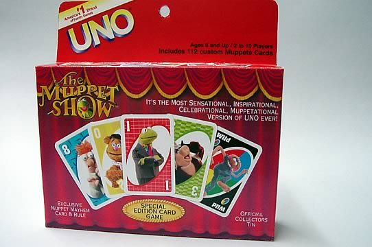 The Muppet Show UNO