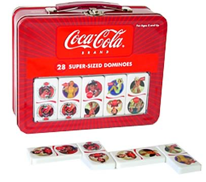 Coca-Cola Dominoes