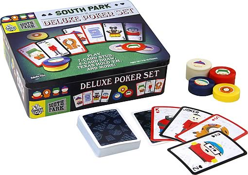 South Park Poker Set