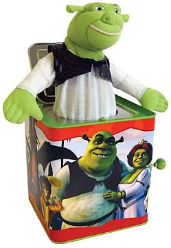 Shrek 2 Jack-in-the-Box