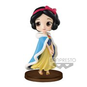 Snow White Winter Snow White Q Posket Petit Statue