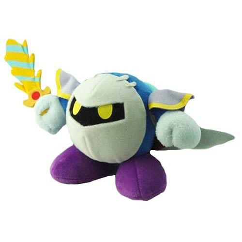 Kirby's Adventure Meta Knight Plush