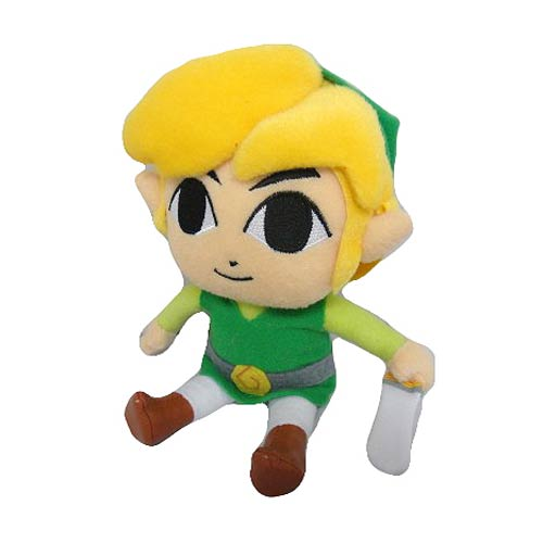 The Legend of Zelda: Phantom Hourglass Link 8-Inch Plush