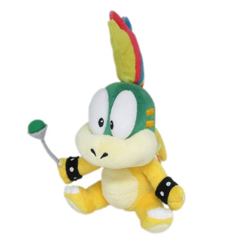 Super Mario Bros. Lemmy Koopa 8-Inch Plush