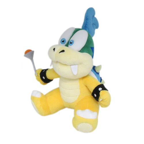 Super Mario Bros. Larry Koopa 7-Inch Plush