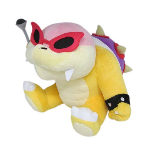 Super Mario Bros. Roy Koopa 6-Inch Plush