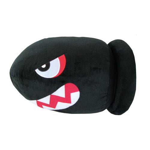 Super Mario Bros. Banzai Bill Pillow