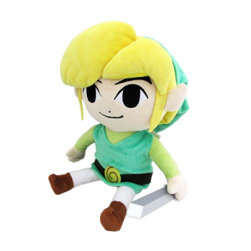 The Legend of Zelda: The Wind Waker Link 8-Inch Plush