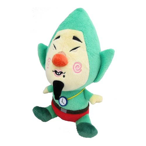 The Legend of Zelda: The Wind Waker Tingle 8-Inch Plush