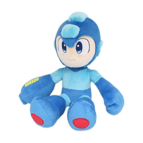 Mega Man 7-Inch Plush