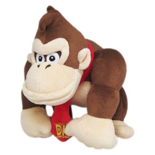 Donkey Kong 10-Inch Plush
