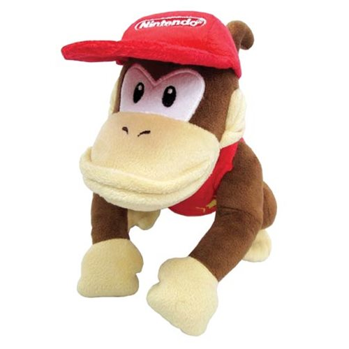 Diddy Kong 7-Inch Plush