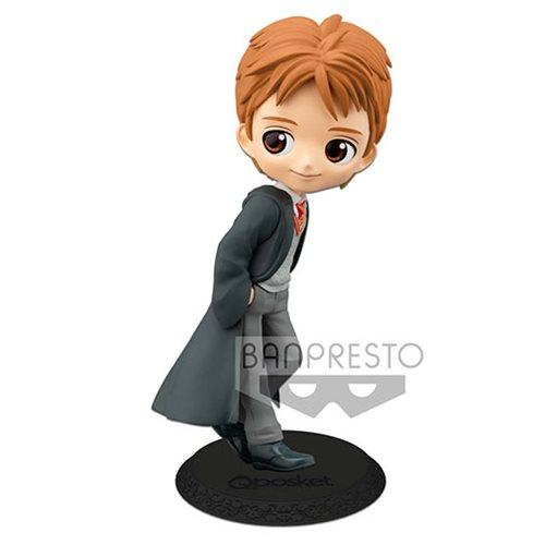 Harry Potter George Weasley Light Version Q Posket Statue