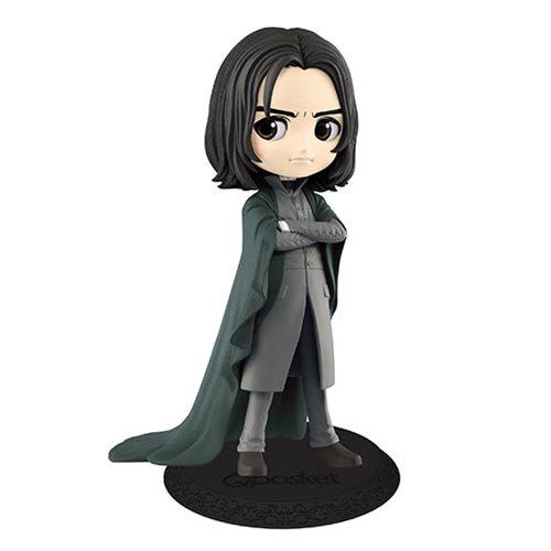 Harry Potter Severus Snape Light Color Q Posket Statue