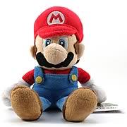 Super Mario Bros. Small Size Mario Plush Doll