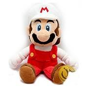 Super Mario Bros. Small Size Fire Mario Plush