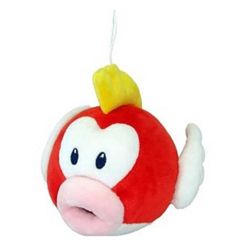 Super Mario Bros. 6-Inch Cheep Cheep Plush