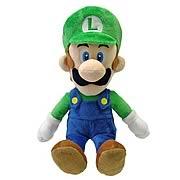 Super Mario Series 3 Large Luigi Plush