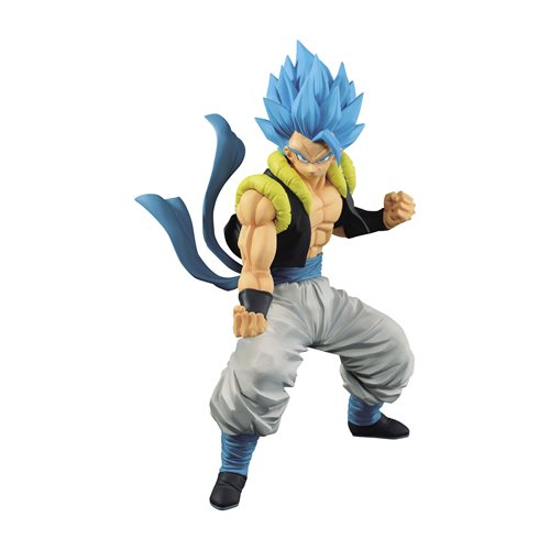 Dragon Ball Super SS God Super Saiyan Gogeta Statue