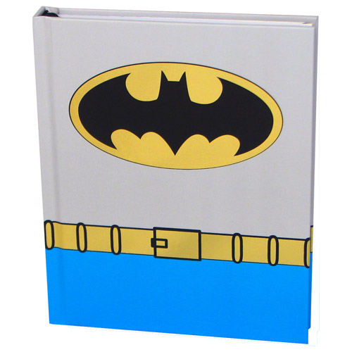 Batman Uniform Hardcover Journal