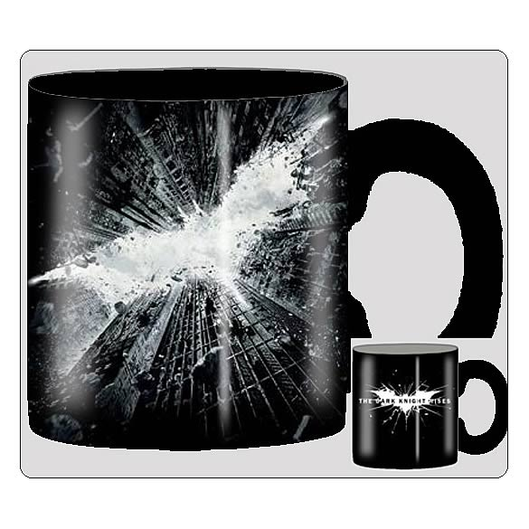Batman Dark Knight Rises Large Ceramic Mug