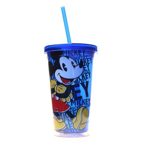Mickey Mouse Disney Plastic Travel Cup